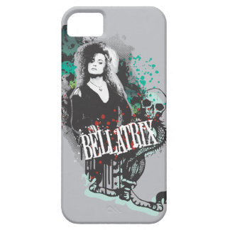 Bellatrix Lestrange Graphic Logo iPhone SE/5/5s Case