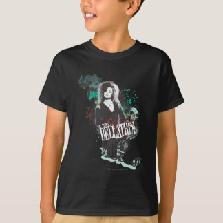 Bellatrix Lestrange Graphic Logo T-Shirt