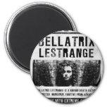 Bellatrix Lestrange quiso el poster Iman De Nevera