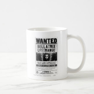 Bellatrix Lestrange quiso el poster Taza De Café