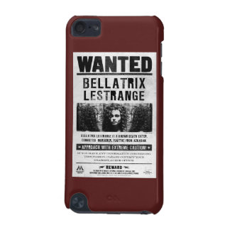 Bellatrix Lestrange Wanted Poster iPod Touch 5G Cover