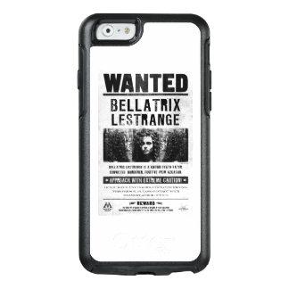 Bellatrix Lestrange Wanted Poster OtterBox iPhone 6/6s Case