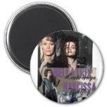 Bellatrix Lestrange y Narcissa Malfoy Imanes