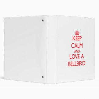 Bellbird 3 Ring Binders