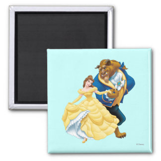 Belle and Beast Magnet