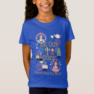 Belle | Be Our Our Guest-Beauty And The Beast T-Shirt