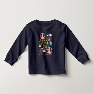 Belle | Be Our Our Guest-Beauty And The Beast Toddler T-shirt