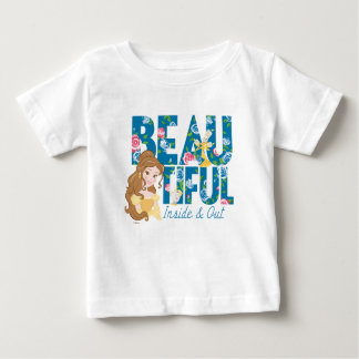 Belle   Beautfiul Inside & Out Baby T-Shirt