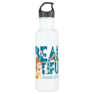 Belle | Beautfiul Inside & Out Stainless Steel Water Bottle