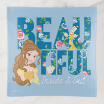Belle | Beautfiul Inside & Out Trinket Trays