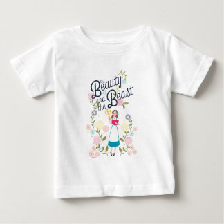 Belle | Beauty And The Beast Baby T-Shirt