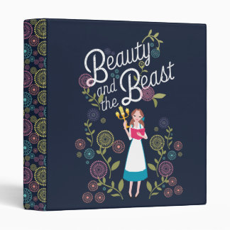 Belle | Beauty And The Beast Binder