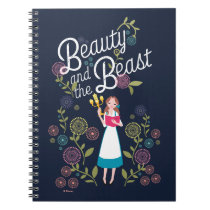 Belle | Beauty And The Beast Notebook