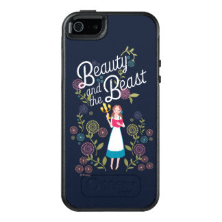 Belle | Beauty And The Beast OtterBox iPhone 5/5s/SE Case