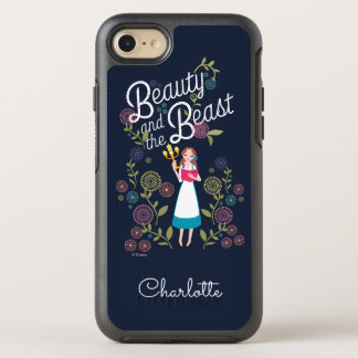Belle | Beauty And The Beast OtterBox Symmetry iPhone 7 Case