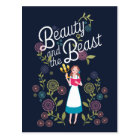 Belle | Beauty And The Beast Postcard