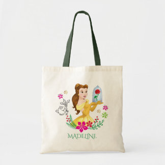 Belle | Belle And Her Christmas Rose Tote Bag