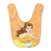 Belle | Besties Chill Together Bib