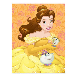 Belle | Besties Chill Together Postcard