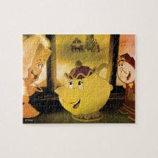 Belle   #bestiesrule jigsaw puzzle