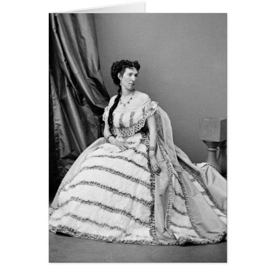 Belle Boyd, Confederate Spy, 1860s Card