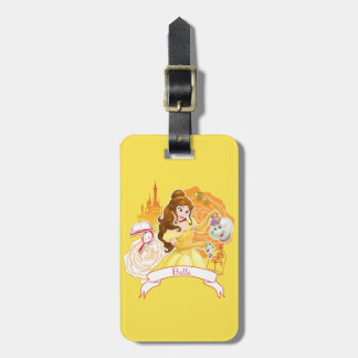 Belle - Caring and Enchanting Luggage Tag