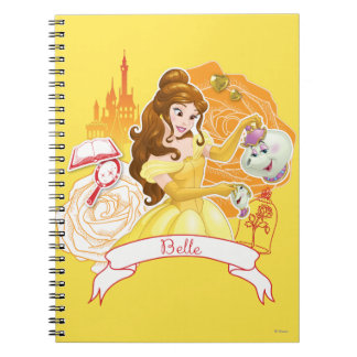 Belle - Caring and Enchanting Notebook