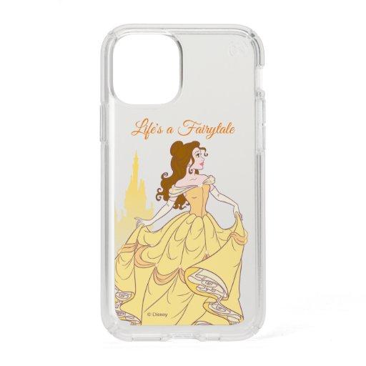 Belle & Castle Graphic Speck iPhone 11 Pro Case