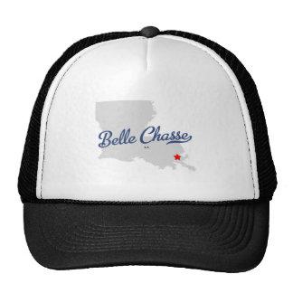 Belle Chasse Louisiana LA Shirt Trucker Hat