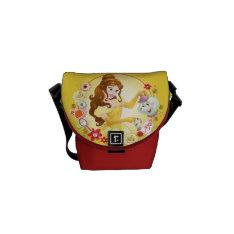 Belle - Compassionate Courier Bag at Zazzle