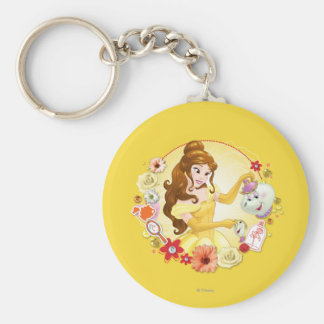 Belle - Compassionate Keychain