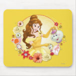 Belle - Compassionate Mouse Pad