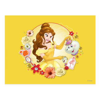 Belle - Compassionate Post Card