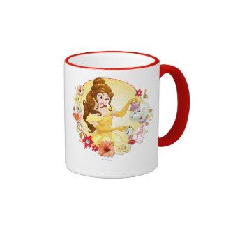 Belle - Compassionate Ringer Mug