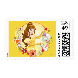 Belle - Compassionate Stamp