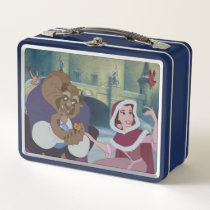 Belle | Dare to Dream! Metal Lunch Box