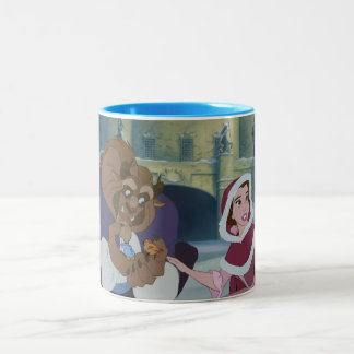 Belle | Dare to Dream! Two-Tone Coffee Mug