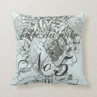 Belle Du Jour No.5 Vintage French Pillow