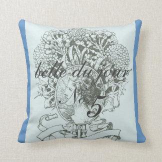 Belle du jour Vintage French Throw Pillow