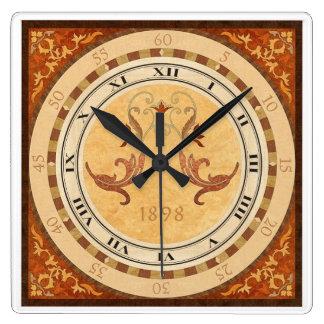 Belle Epoch Wall Clock