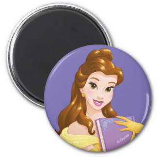 Belle   Express Yourself 2 Inch Round Magnet