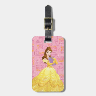 Belle | Express Yourself Luggage Tag
