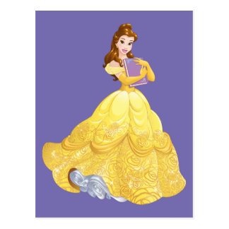 Belle | Express Yourself Postcard