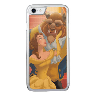 Belle   Fearless Carved iPhone 8/7 Case