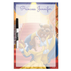 Belle   Fearless Dry-erase Board at Zazzle