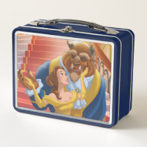 Belle | Fearless Metal Lunch Box