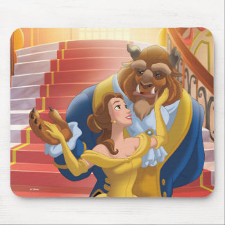 Belle | Fearless Mouse Pad