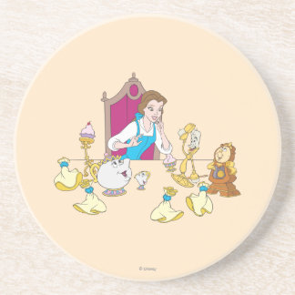 Belle & Friends Coaster