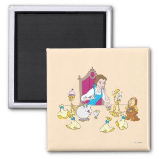 Belle & Friends Magnet