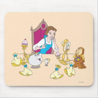 Belle & Friends Mouse Pad